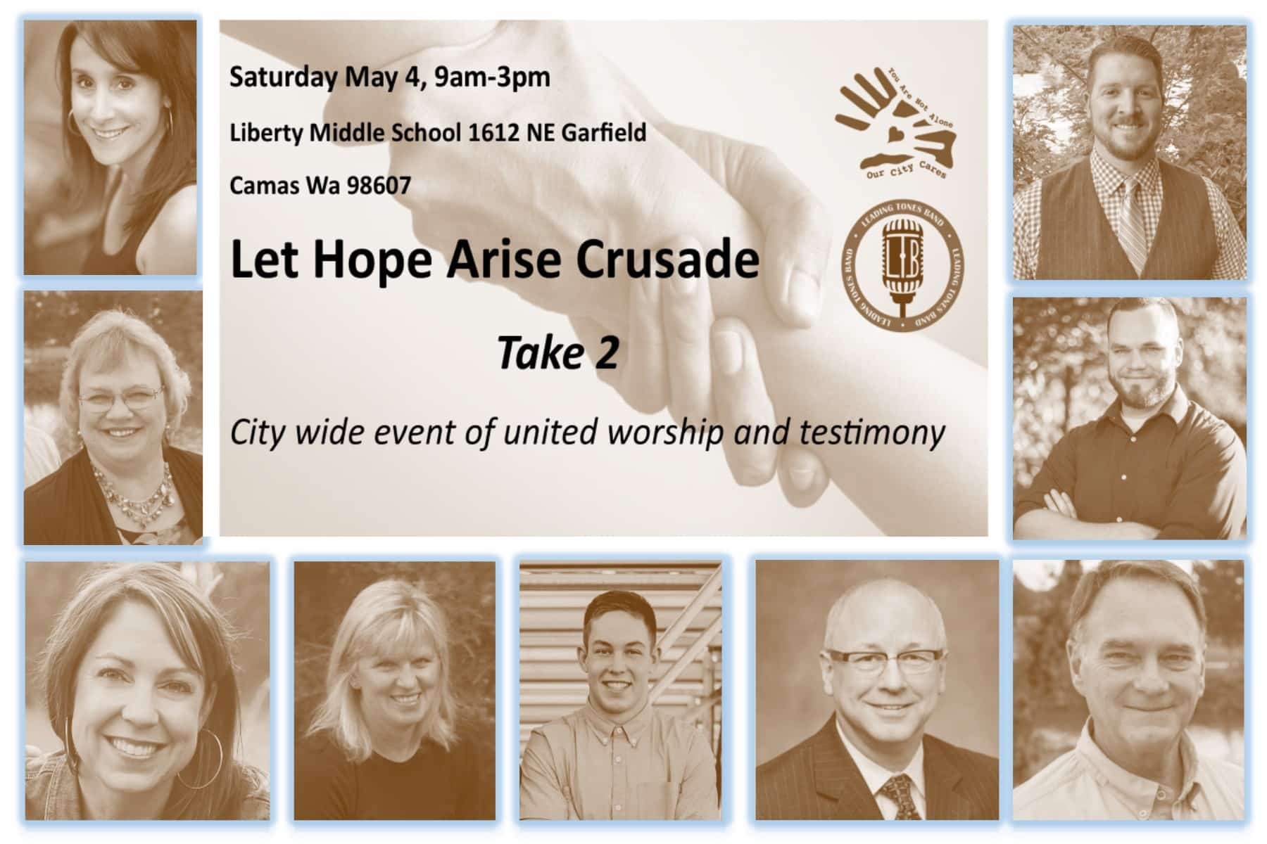 Let Hope Arise May 4th 2019