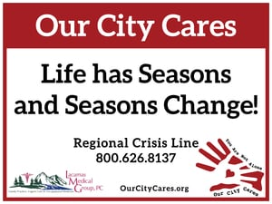 Life Has Seasons and Seasons Change - Lacamas Medical Group