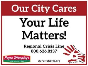 Your Life Matters - Papa Murphys